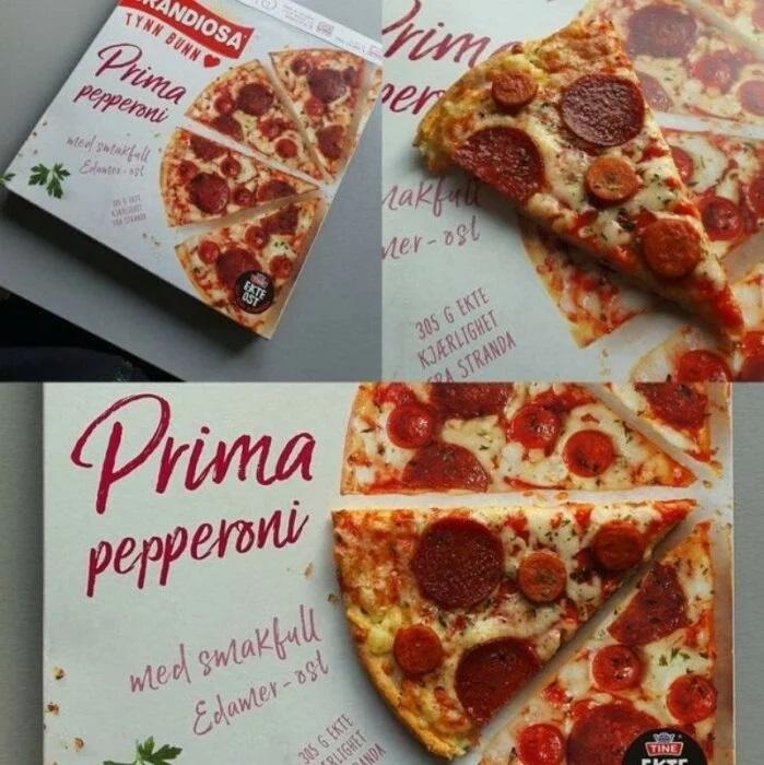 pizza congelada; 15 Veces en las que la realidad superó las expectativas