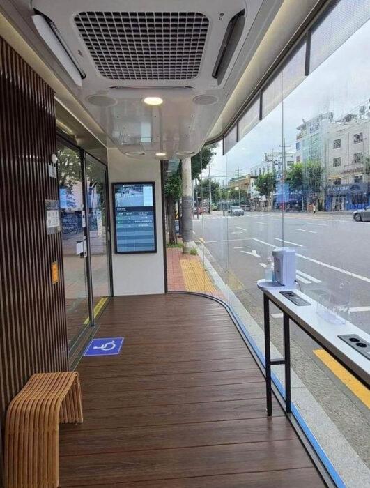 Paradas de autobús salidas de series de tv ;18 Pruebas de que Corea del Sur es un lugar increíble para vacacionar