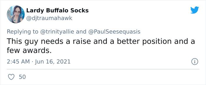 Comentarios en twitter sobre bartender que salvó a dos chicas