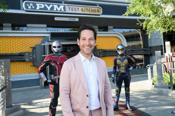 Paul Rudd ;¡Por fin! Disneyland abre las puertas de Avengers Campus y ya estamos haciendo las maletas para visitarlo