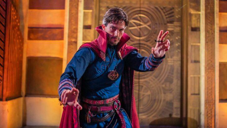 Dr. Strange ;¡Por fin! Disneyland abre las puertas de Avengers Campus y ya estamos haciendo las maletas para visitarlo