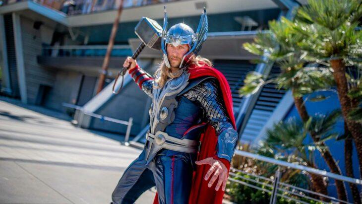 Thor ;¡Por fin! Disneyland abre las puertas de Avengers Campus y ya estamos haciendo las maletas para visitarlo