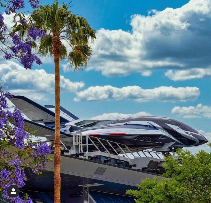 Avión avengers ;¡Por fin! Disneyland abre las puertas de Avengers Campus y ya estamos haciendo las maletas para visitarlo