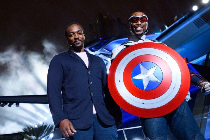 Sam Falcon ;¡Por fin! Disneyland abre las puertas de Avengers Campus y ya estamos haciendo las maletas para visitarlo