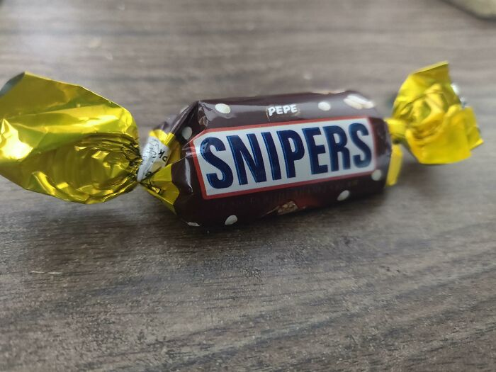 Chocolate snipers