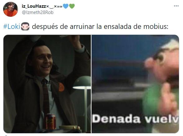 Reacciones en twitter del capitulo de Loki