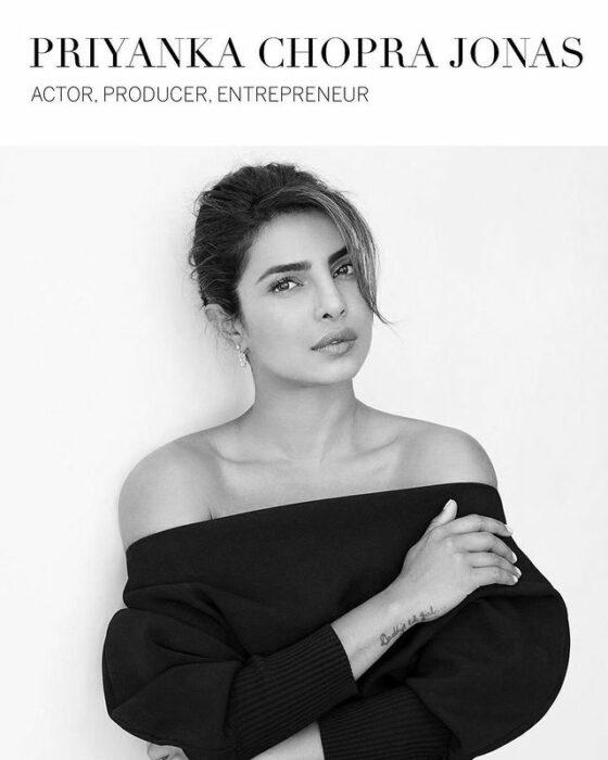 Priyanka Chopra, modelo de victoria's Secret