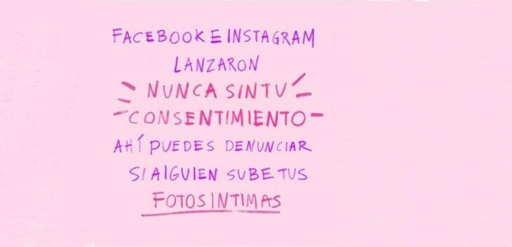 Función de facebook, nunca sin mi consentimiento