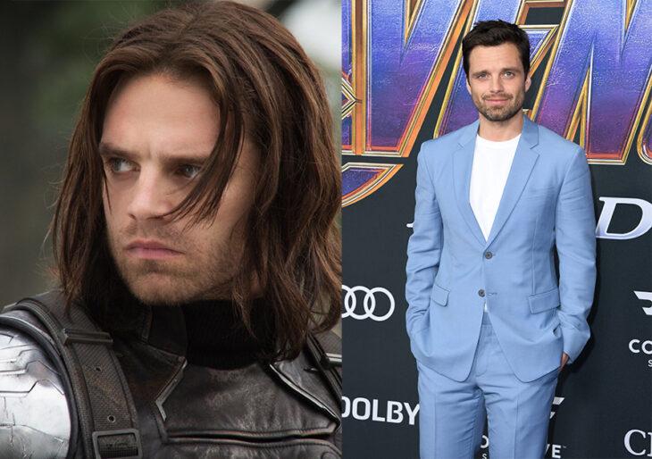Bucky Barnes Interpretado por Sebastian Stan
