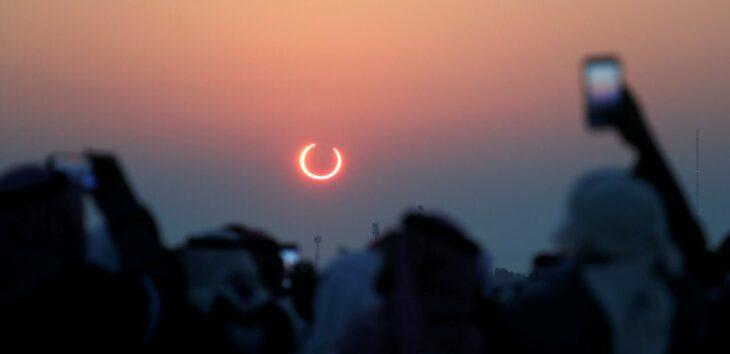 Eclipse solar; Prepara tu corazón de bruja porque pronto serás testigo de un eclipse solar inigualable