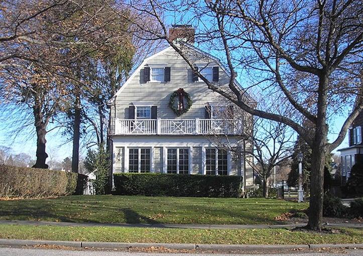 Casa del terror en Amityville