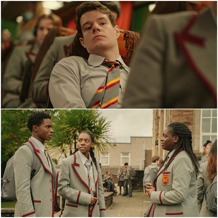 escenas de la tercera temporada de sex education