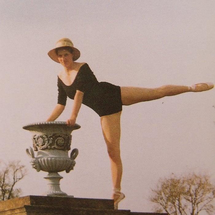 Siempre quiso ser bailarina de ballet