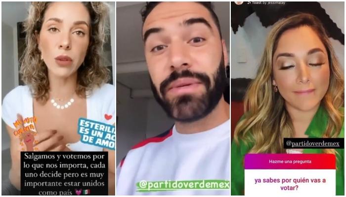 influencers mexicanos y latinos