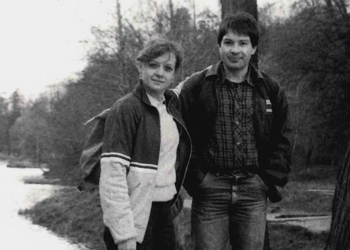 Yelena Vavilova, Andrei Bezrukov