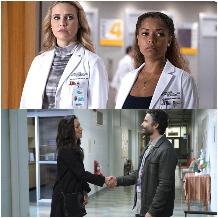 escenas de la serie The Good Doctor