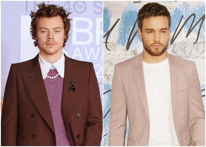 Harry Styles y Liam Payne