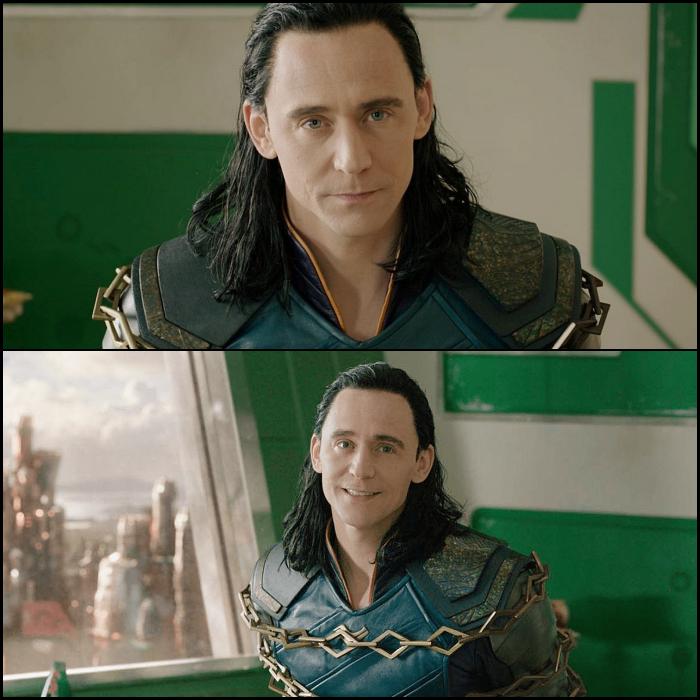 Loki en Thor