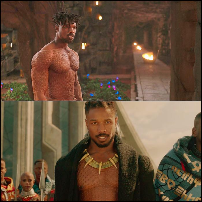 Killmonger en Black Panther