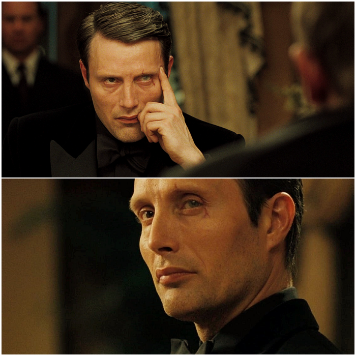 Le Chiffre en Casino Royale