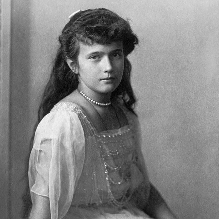 La muerte de Anastasia Romanov