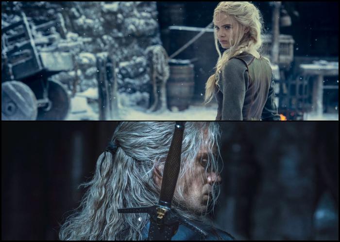 escena de 'The Witcher' con Henry Cavill