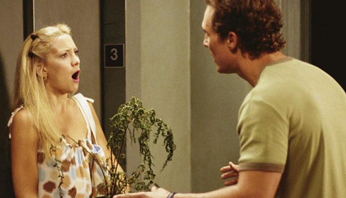 Andie y Ben en Cómo perder a un hombre en 10 días