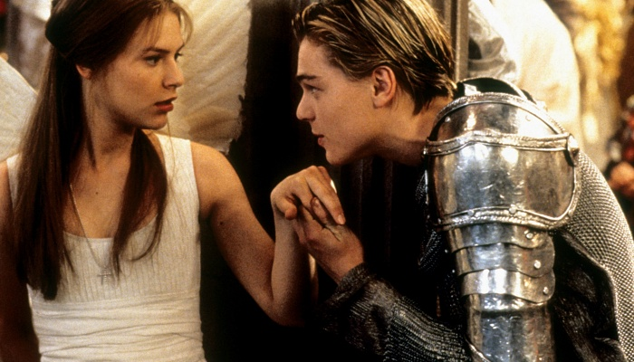 Romeo y Julieta en Romeo + Juliet
