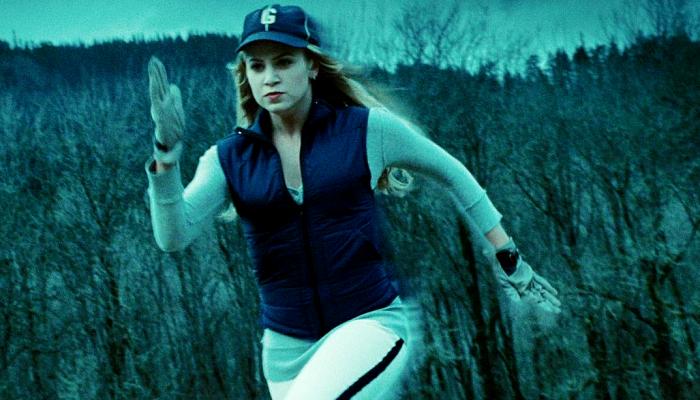 escena de la película 'Twilight', 'Crepúsculo'