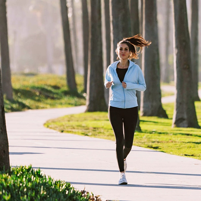 Los calambres cuando corres