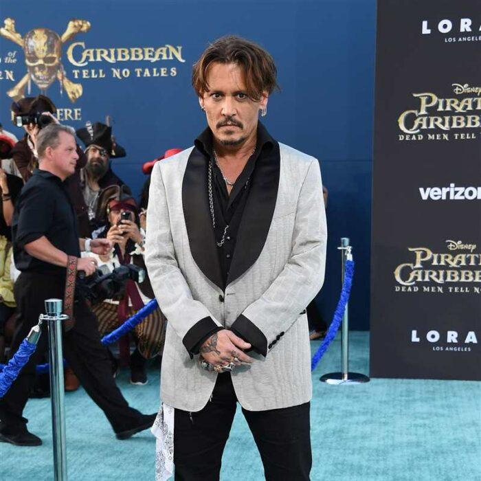 Johnny Depp ;10 Celebridades que cayeron en bancarrota después de ser millonarios