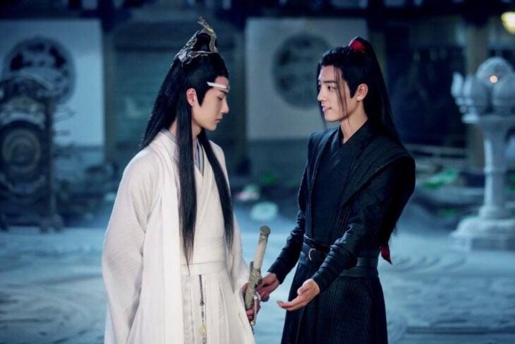 The Untamed ;13 Dramas chinos disponibles en Netflix que te darán justo en el corazón