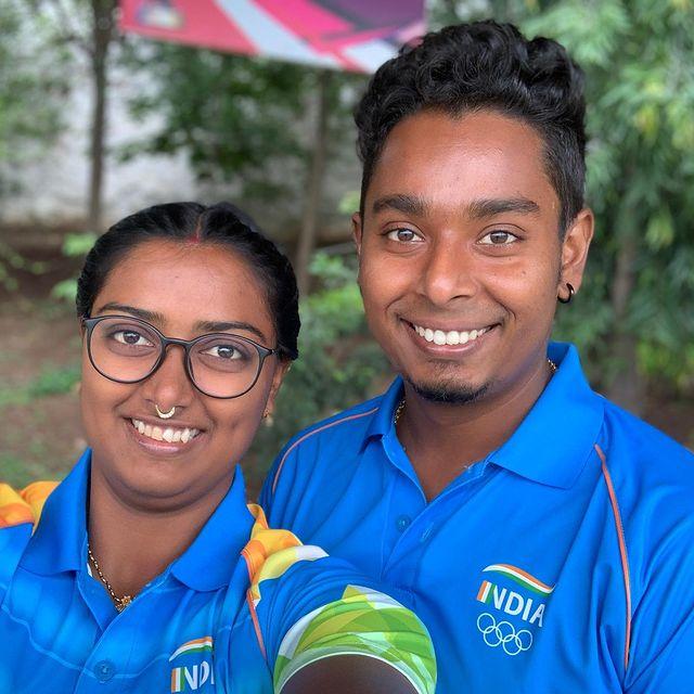 Atanu Das y Deepika Kumari ;14 Parejas olímpicas que se llevaron la medalla de oro en nuestro corazón