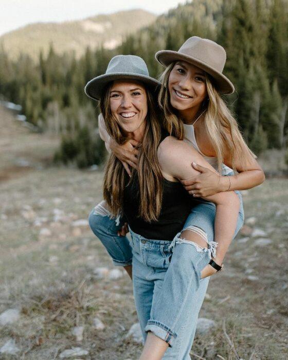 Anissa Urtez y Amanda Chidester ;14 Parejas olímpicas que se llevaron la medalla de oro en nuestro corazón