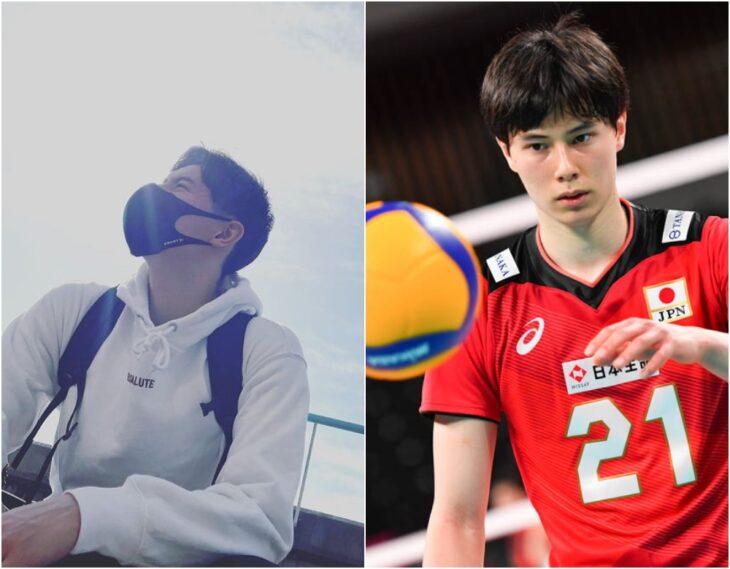 Takahashi Ran ;15 Atletas masculinos que nos están enamorando en los Juegos Olímpicos de Tokio 2021