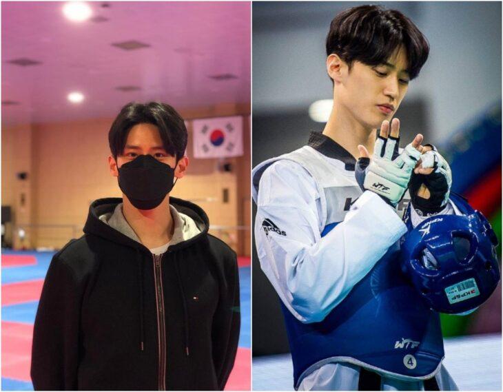 Lee Dae-hoon ;15 Atletas masculinos que nos están enamorando en los Juegos Olímpicos de Tokio 2021