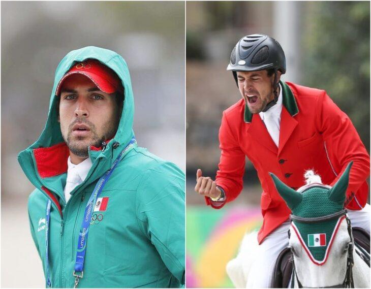 Eugenio Garza ;15 Atletas masculinos que nos están enamorando en los Juegos Olímpicos de Tokio 2021