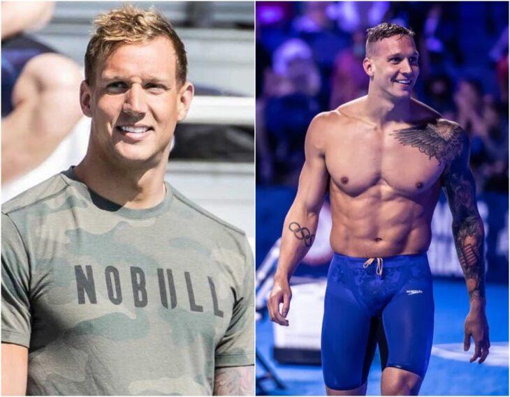Caeleb Dressel ;15 Atletas masculinos que nos están enamorando en los Juegos Olímpicos de Tokio 2021