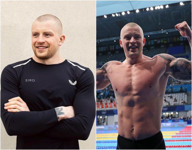 Adam Peaty ;15 Atletas masculinos que nos están enamorando en los Juegos Olímpicos de Tokio 2021