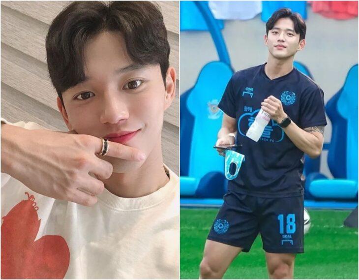 Jeong Seung-won ;15 Atletas masculinos que nos están enamorando en los Juegos Olímpicos de Tokio 2021