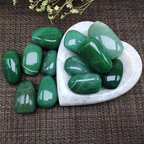Aventurina verde; 5 Cristales mágicos para llenarte de amor propio