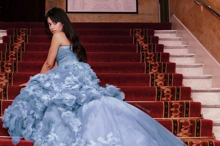 Camila Cabello como Cenicienta en película
