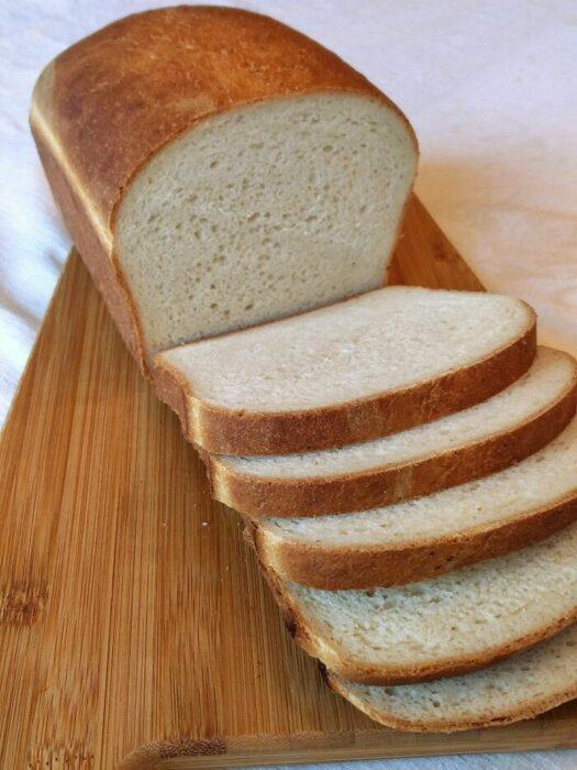 pan de caja; Estas fotos de comida perfecta te harán romper la dieta