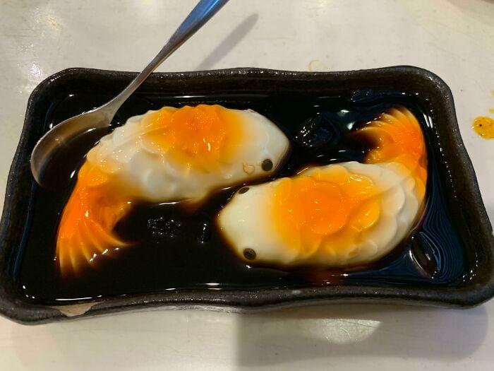 gelatina; Estas fotos de comida perfecta te harán romper la dieta