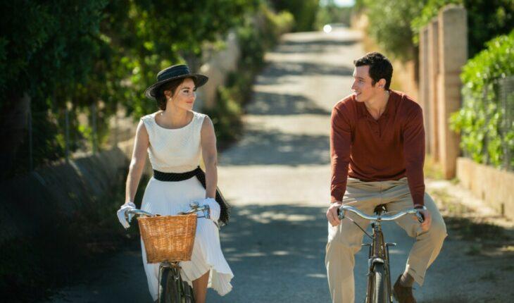 Escena de la película La última carta de amor