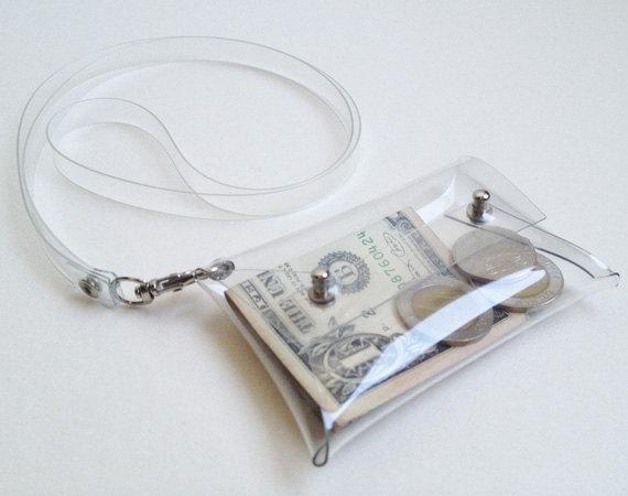 Monedero chico ;Monederos transparentes que vas a querer