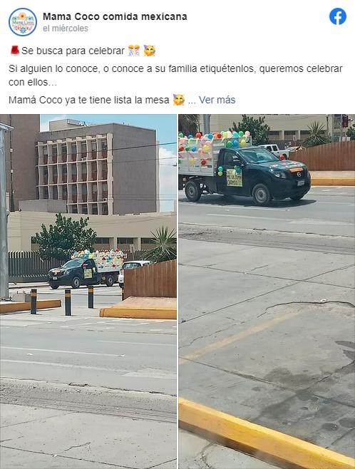 Niño festejando por las calles que venció al cáncer