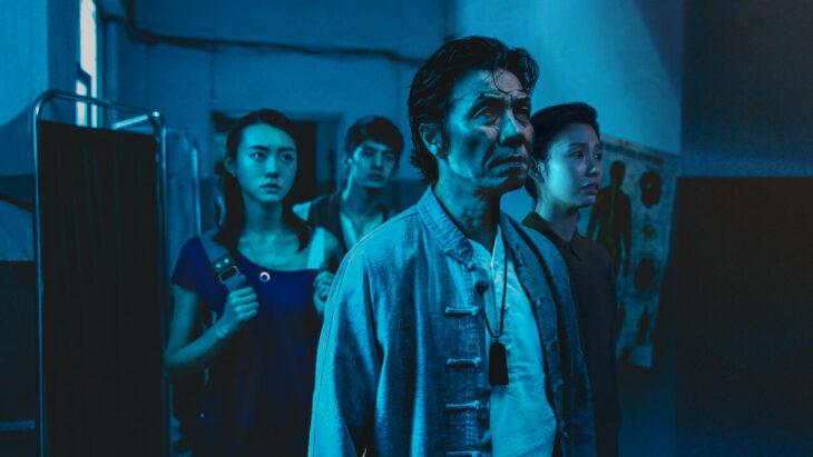 Hospital; películas de terror asiático en Netflix