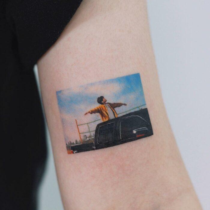 Jungkook de BTS ;15 Tatuajes para llevar tu amor por BTS al siguiente nivel