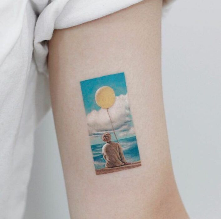 Jimin de BTS ;15 Tatuajes para llevar tu amor por BTS al siguiente nivel